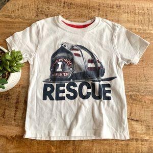 BABY GAP FireFighter Helmet Tee Shirt